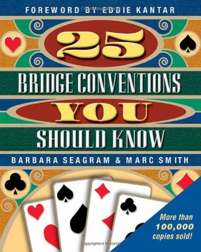 25 Bridge Conventions You Should Know von Master Point Press
