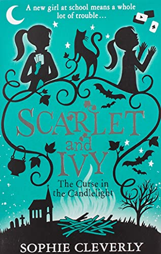 The Curse in the Candlelight (Scarlet and Ivy)