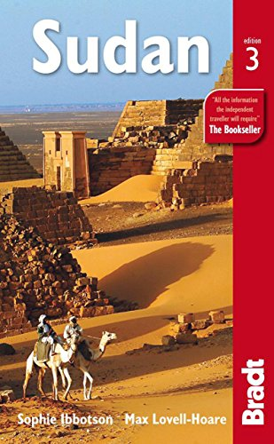 Sudan (Bradt Travel Guides) von Bradt Travel Guides