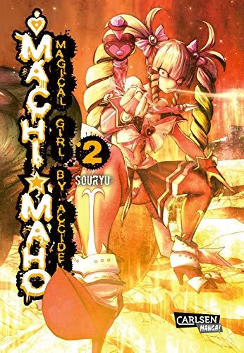 Machimaho 2: Magical Girl by Accident (2) von Carlsen