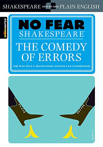 The Comedy of Errors (No Fear Shakespeare) von Sterling Publishing