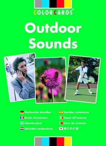 Speechmark: Listening Skills Outdoor Sounds: Colorcards
