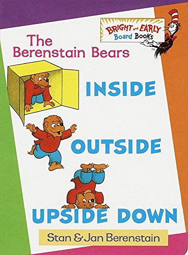 Inside, Outside, Upside Down (Bright & Early Board Books(TM)) von Random House Books for Young Readers