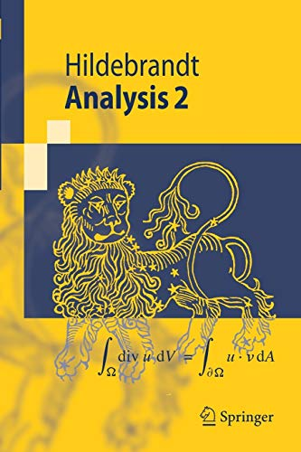 Analysis 2 (Springer-Lehrbuch)