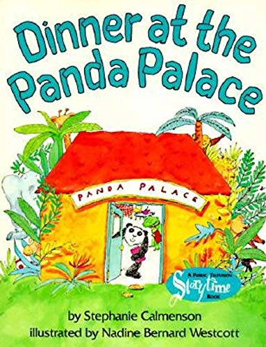 Dinner at the Panda Palace (A Public Television Storytime Book) von HarperCollins