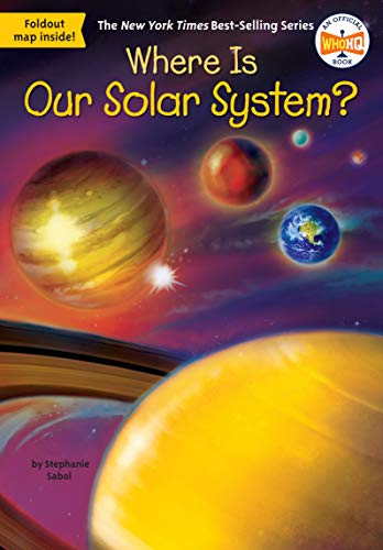 Where Is Our Solar System? von Penguin Workshop