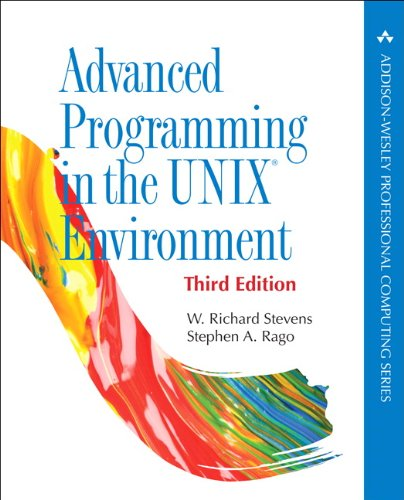 Advanced Programming in the UNIX Environment (Addison-Wesley Professional Computing Series) von Addison Wesley