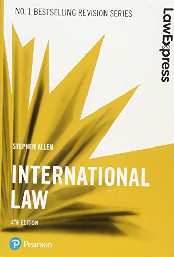 Law Express: International Law von Pearson Education Limited