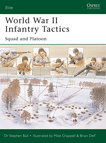 World War II Infantry Tactics (1): Squad and Platoon: Squad to Company (Elite, Band 105)