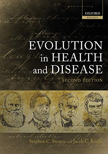 Evolution in Health and Disease von Oxford University Press, USA
