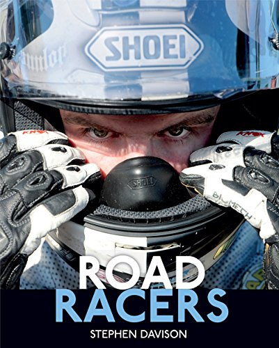 Road Racers: Get under the Skin of the World's Best Motorbike Riders, Road Racing Legends 5 von Colourpoint Creative Ltd