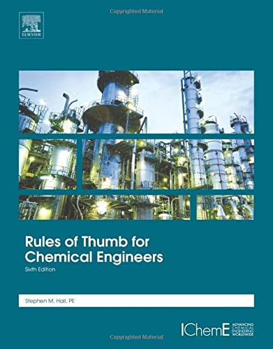 Rules of Thumb for Chemical Engineers von Elsevier