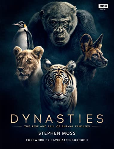Dynasties: The Rise and Fall of Animal Families (TV Tie in) von BBC Books