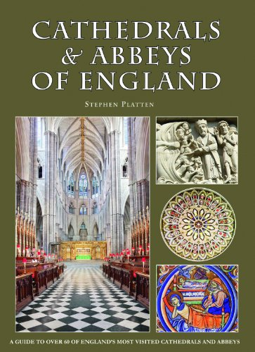 Cathedrals & Abbeys of England (Pitkin Cathedral Guide) von Pavilion Books