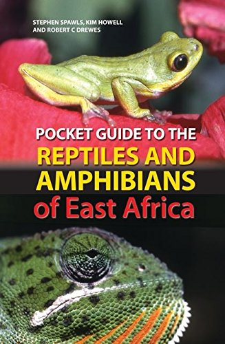 Pocket Guide to Reptiles and Amphibians of East Africa von Bloomsbury Publishing Plc