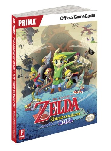 Legend of Zelda: The Wind Waker: Prima Official Game Guide (Prima Official Game Guides) von Prima Games