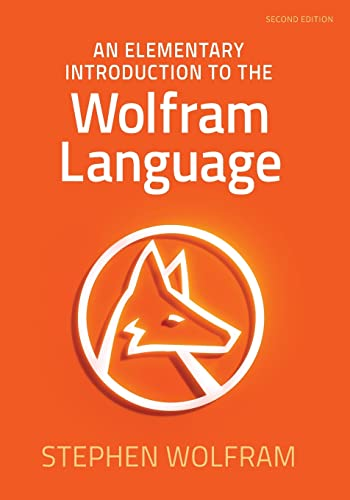 ELEM INTRO TO THE WOLFRAM LANG von WOLFRAM MEDIA INC