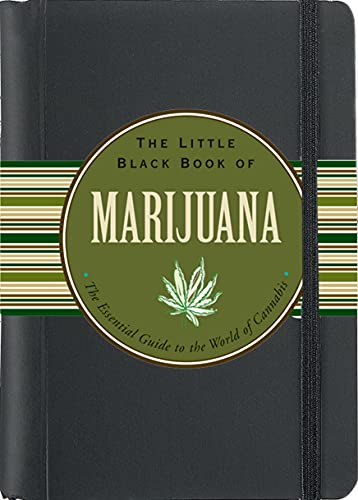 Little Black Book of Marijuana (Little Black Books (Peter Pauper Hardcover))