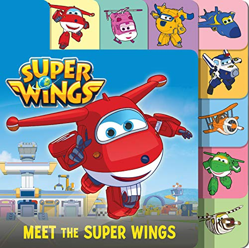 Super Wings: Meet the Super Wings von HarperCollins