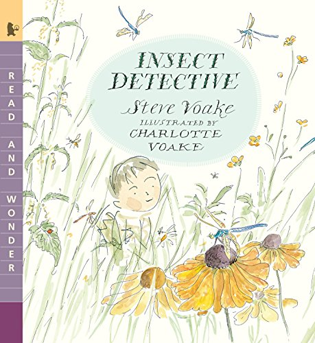 Insect Detective: Read and Wonder von Candlewick Press (MA)