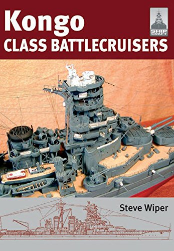 Kongo Class Battlecruisers (Shipcraft, Band 9) von Pen & Sword Books Ltd