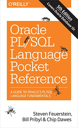 Oracle PL/SQL Language Pocket Reference von OREILLY