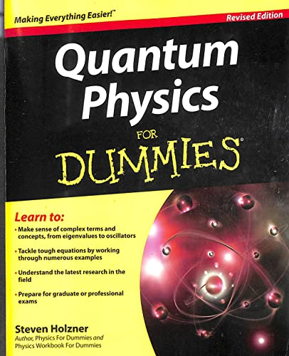 Holzner, S: Quantum Physics For Dummies von For Dummies