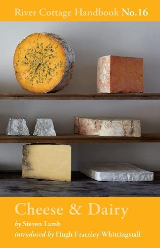 Cheese & Dairy: River Cottage Handbook No.16 von Bloomsbury Trade