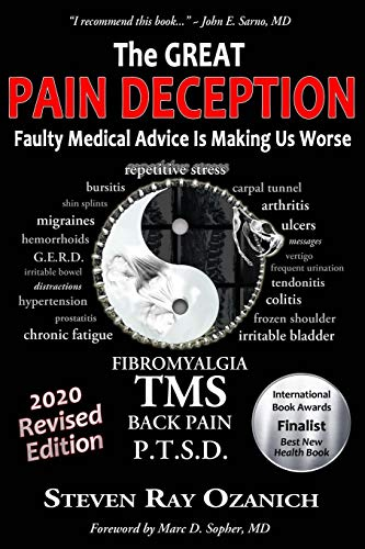 The Great Pain Deception: Faulty Medical Advice Is Making Us Worse von Silver Cord Records, Inc.
