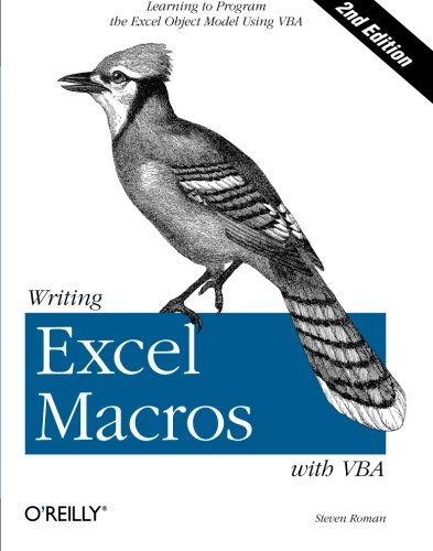 Writing Excel Macros with VBA (Classique Us) von O'Reilly & Associates