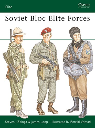 Soviet Bloc Elite Forces von Osprey Publishing