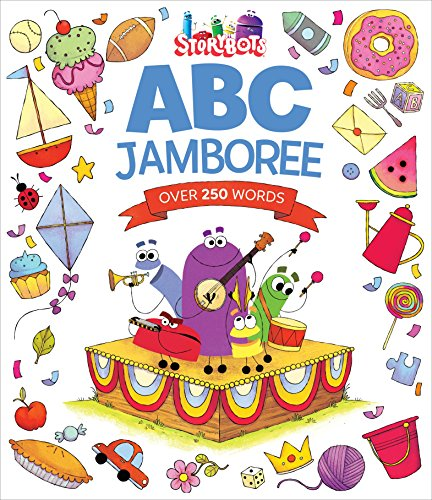 StoryBots ABC Jamboree (StoryBots) von Random House Books for Young Readers