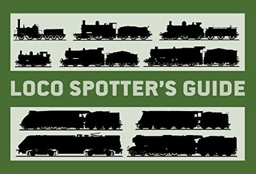Loco Spotter's Guide von Osprey Publishing (UK)