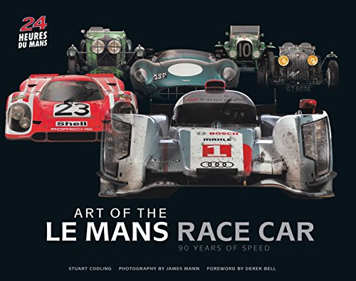 Art of the Le Mans Race Car: 90 Years of Speed von Motorbooks