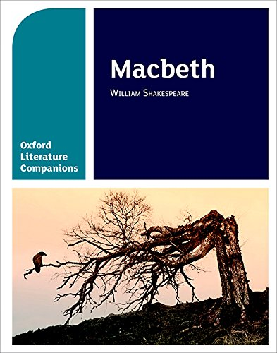 Fielder, S: Oxford Literature Companions: Macbeth