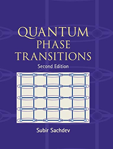 Quantum Phase Transitions von Cambridge University Press