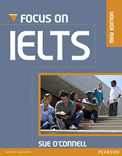 Focus on IELTS New Edition Coursebook (with iTest CD-ROM) von Pearson Education