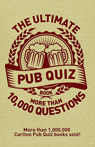 Ultimate Pub Quiz Book von Carlton Books