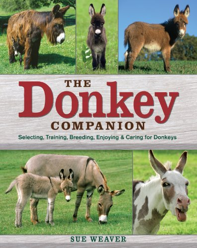 The Donkey Companion: Selecting, Training, Breeding, Enjoying and Caring for Donkeys
