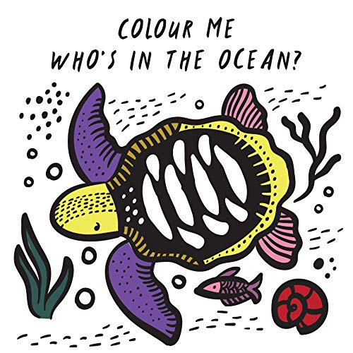 Colour Me: Who's in the Ocean? (Wee Gallery) von QED Publishing