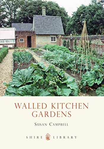 Walled Kitchen Gardens (Shire Library, Band 339) von Shire