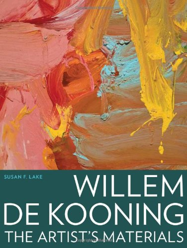 Willem de Kooning - The Artist′s Materials (Artist's Materials) von Getty Publications