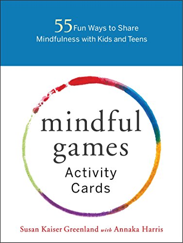 Mindful Games Activity Cards: 55 Fun Ways to Share Mindfulness with Kids and Teens von Shambhala