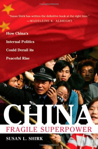 China: Fragile Superpower: The Fragile Superpower von Oxford University Press