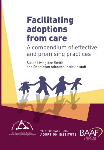 Facilitating Adoptions From Care: A compendium of effective and promising practices von CreateSpace Independent Publishing Platform