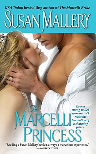 The Marcelli Princess (Marcelli Sisters of Pleasure Road) von Gallery Books
