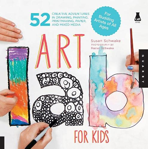 Art Lab for Kids (Lab Series for Kids, Band 1) von Quarry Books
