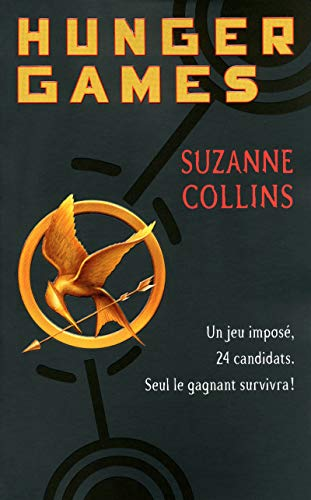 The Hunger Games 1 von Pocket Jeunesse