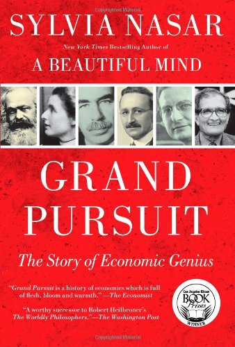 Grand Pursuit: The Story of Economic Genius von Simon & Schuster