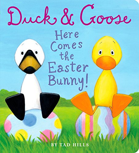 Duck & Goose, Here Comes the Easter Bunny! von Random House LCC US
